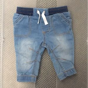Baby Cat & Jack 0-3 month boy jeans